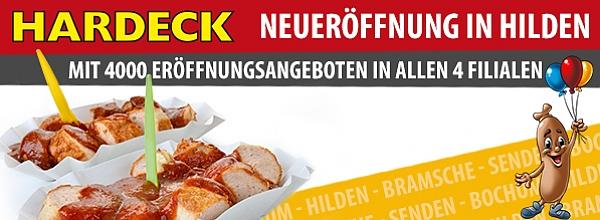 Currywurst Bei Hardeck